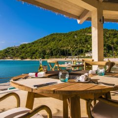 Отель The Liming Bequia питание