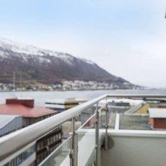 Radisson Blu Polar Hotel Spitsbergen Тромсе балкон
