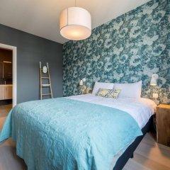 Отель Smartflats Design - Cathédrale Бельгия, Льеж - отзывы, цены и фото номеров - забронировать отель Smartflats Design - Cathédrale онлайн комната для гостей фото 3