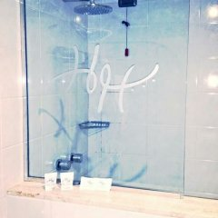 Hotel Moderno Бари ванная