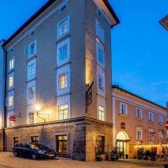 Отель Star Inn Hotel Premium Salzburg Gablerbräu, by Quality Австрия, Зальцбург - 1 отзыв об отеле, цены и фото номеров - забронировать отель Star Inn Hotel Premium Salzburg Gablerbräu, by Quality онлайн вид на фасад
