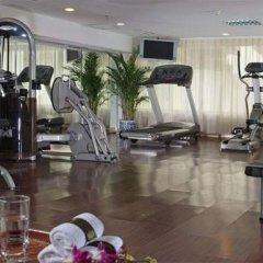 Отель Skytel фитнесс-зал