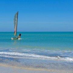 Отель Vincci Djerba Resort Тунис, Мидун - отзывы, цены и фото номеров - забронировать отель Vincci Djerba Resort онлайн пляж фото 2