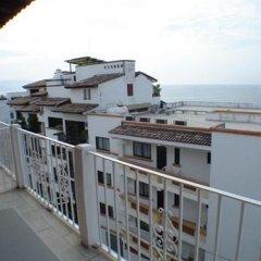 Отель Marlyn Пуэрто-Вальярта балкон