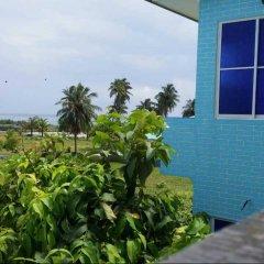 Отель Kurumba Villa балкон