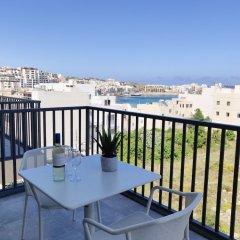 Отель Dorgin five Марсаскала балкон