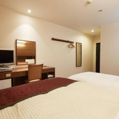 Отель Vessel Hotel Fukuoka Kaizuka Япония, Порт Хаката - отзывы, цены и фото номеров - забронировать отель Vessel Hotel Fukuoka Kaizuka онлайн удобства в номере фото 2