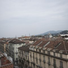 Отель Residence Cristina 52 Италия, Турин - отзывы, цены и фото номеров - забронировать отель Residence Cristina 52 онлайн балкон