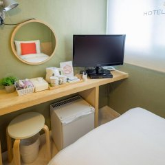 Отель Travel Monster Южная Корея, Сеул - отзывы, цены и фото номеров - забронировать отель Travel Monster онлайн удобства в номере фото 2