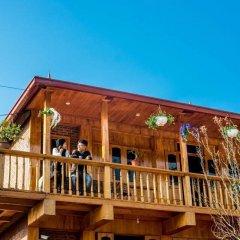 Отель Tavan Heaven Homestay Шапа балкон