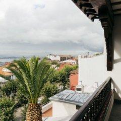 Отель Royal Suite Santander Испания, Сантандер - отзывы, цены и фото номеров - забронировать отель Royal Suite Santander онлайн балкон