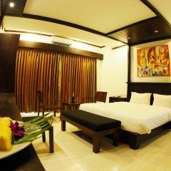 Отель Blue Beach Шри-Ланка, Ваддува - отзывы, цены и фото номеров - забронировать отель Blue Beach онлайн комната для гостей фото 2