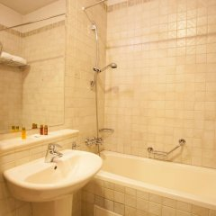Отель Tanne Болгария, Банско - отзывы, цены и фото номеров - забронировать отель Tanne онлайн ванная фото 2