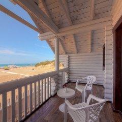 Гостиница Белый Пляж в Анапе 3 отзыва об отеле, цены и фото номеров - забронировать гостиницу Белый Пляж онлайн Анапа балкон