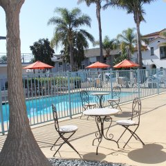 Pacific Crest Hotel Santa Barbara с домашними животными