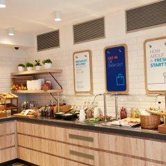Отель Holiday Inn Express Amsterdam - City Hall Нидерланды, Амстердам - 2 отзыва об отеле, цены и фото номеров - забронировать отель Holiday Inn Express Amsterdam - City Hall онлайн фото 3