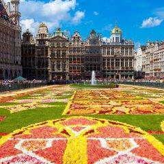 Hotel Chantecler Брюссель помещение для мероприятий