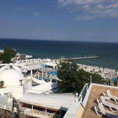 Гостиница Морской пляж