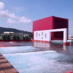 Sleep With Me Hotel design hotel @ patong бассейн фото 2