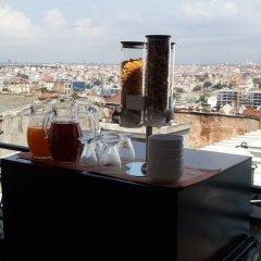 Pera Line Hotel балкон