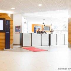 Отель Novotel Zurich Airport Messe интерьер отеля
