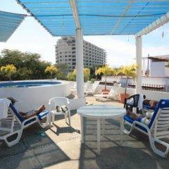 Отель Suites Plaza Del Rio Пуэрто-Вальярта