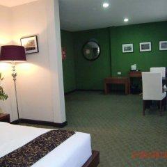 My Hotel Herrity Бангкок комната для гостей фото 4