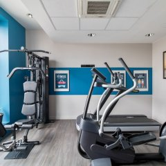 Отель Appart'City Confort Le Bourget - Aéroport фитнесс-зал фото 2