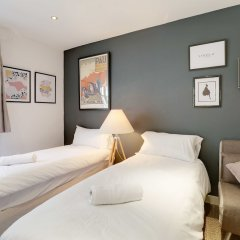 Апартаменты Modern Boho Studio - Central Brighton комната для гостей фото 2