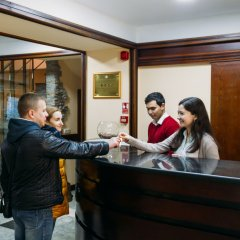 Отель Хэил Каи Баку детские мероприятия
