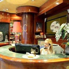 Отель City гостиничный бар