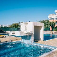 Отель Luna Forte da Oura Португалия, Албуфейра - отзывы, цены и фото номеров - забронировать отель Luna Forte da Oura онлайн бассейн фото 7