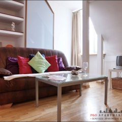 Апартаменты P&O Apartments Podwale 2 комната для гостей фото 2
