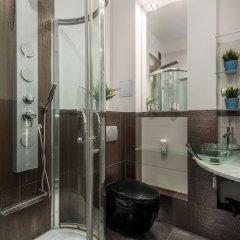 Отель Little Home - Krucza 19 Польша, Варшава - отзывы, цены и фото номеров - забронировать отель Little Home - Krucza 19 онлайн ванная