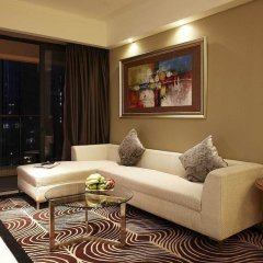 Отель Dan Executive Apartment Guangzhou Китай, Гуанчжоу - отзывы, цены и фото номеров - забронировать отель Dan Executive Apartment Guangzhou онлайн комната для гостей фото 2