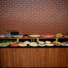 Отель Arsan Otel питание фото 2
