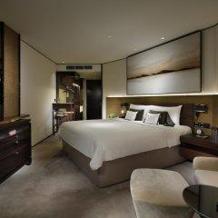 Shangri-La Hotel Singapore 5* Номер Делюкс с различными типами кроватей