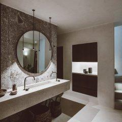 Отель Vora Private Villas Греция, Остров Санторини - отзывы, цены и фото номеров - забронировать отель Vora Private Villas онлайн ванная