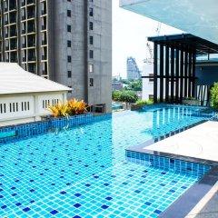 Апартаменты Sixty Six Pattaya Beach Road Apartment Паттайя бассейн фото 2