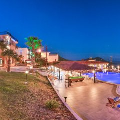 Samira Resort Hotel Aparts & Villas пляж