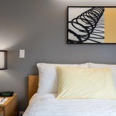 Отель YWCA Hotel Vancouver Канада, Ванкувер - отзывы, цены и фото номеров - забронировать отель YWCA Hotel Vancouver онлайн комната для гостей фото 5