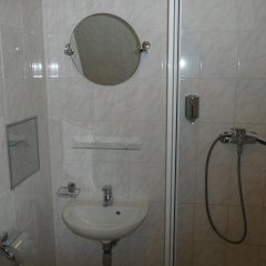 Hotel Labe Литомержице ванная