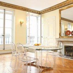 Апартаменты Invalides - Musee d'Orsay Apartment Париж интерьер отеля