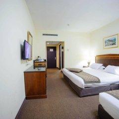 Отель Bethlehem Hotel Палестина, Байт-Сахур - отзывы, цены и фото номеров - забронировать отель Bethlehem Hotel онлайн комната для гостей фото 3