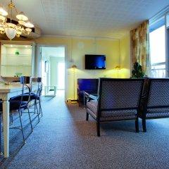 Отель Radisson Blu Limfjord Hotel Aalborg Дания, Алборг - отзывы, цены и фото номеров - забронировать отель Radisson Blu Limfjord Hotel Aalborg онлайн комната для гостей фото 4