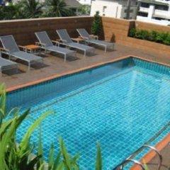 Отель The Dawin Бангкок бассейн фото 2