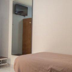 Отель D´Miros Hostal Boutique сейф в номере