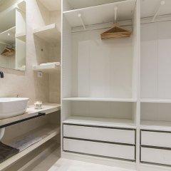 Отель Apartamento de lujo en el centro ванная
