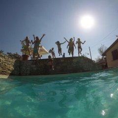 Отель Villamato Ареццо бассейн