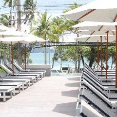 Отель The Nature Phuket бассейн фото 2